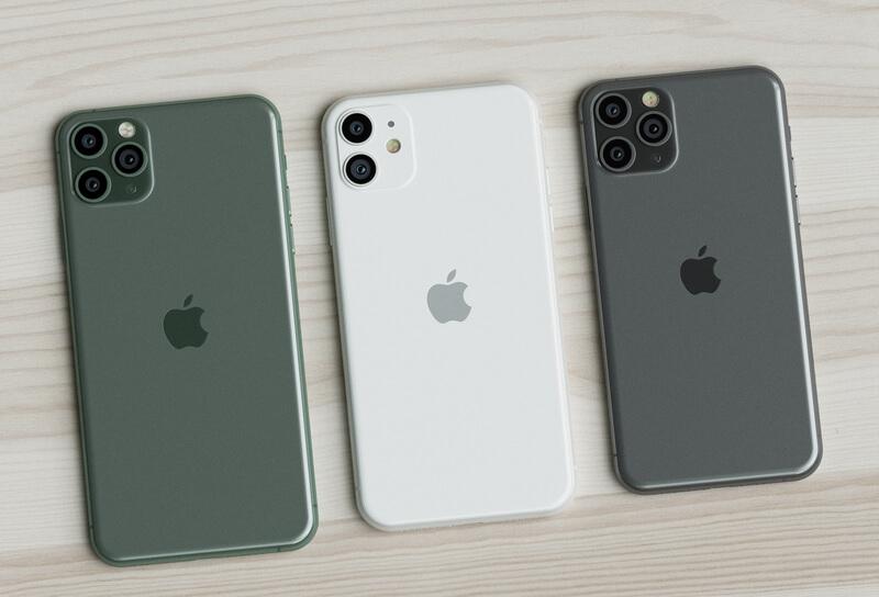 verschillen iphone 11, 11 pro en 11 pro max