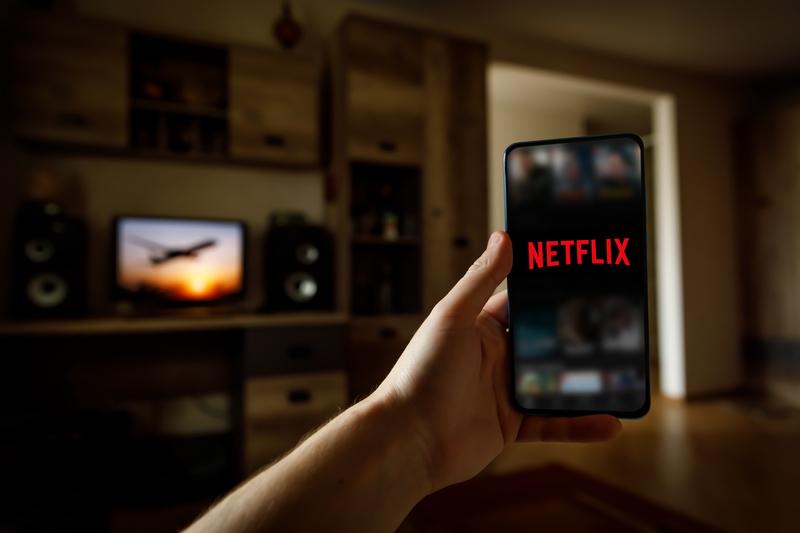 Hoeveel mb kost Netflix